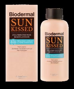 Sun Kissed Zelfbruinende bodylotion