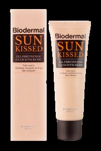 Sun Kissed Zelfbruinende gezichtscrème