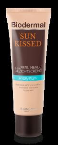 Biodermal product Sun Kissed gezichtscrème 50ml zonder achtergrond