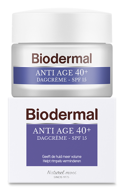 Biodermal Anti Age Dagcreme 40+