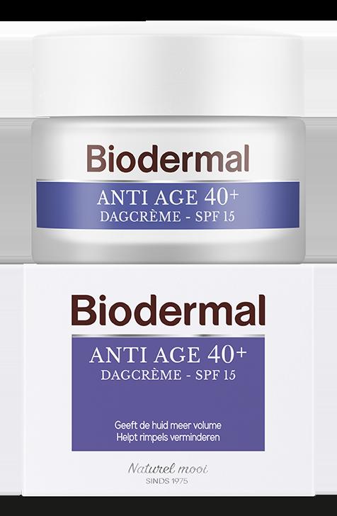 Biodermal Anti Age Dagcreme 40+