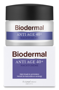 Biodermal Anti Age 40+ Nachtcreme