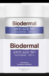 Biodermal Anti Age Dagcreme 50+ Dagcreme