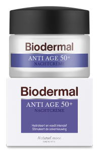 Biodermal Anti Age Nachtcreme 50+