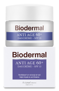 Biodermal Anti Age Dagcreme 60+