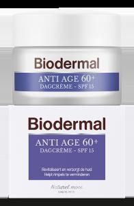 Biodermal Anti Age Dagcreme 60+