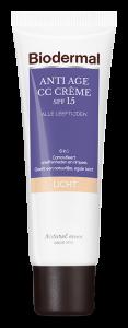 Biodermal Anti Age CC Creme Light SPF15