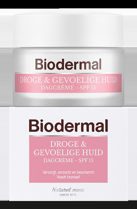 Biodermal Dagcreme Droge & Gevoelige Huid