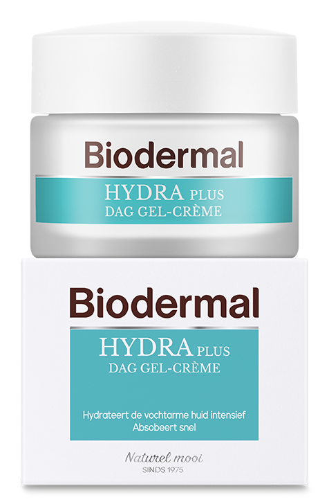 Biodermal Hydra Plus Dag Gel-Creme