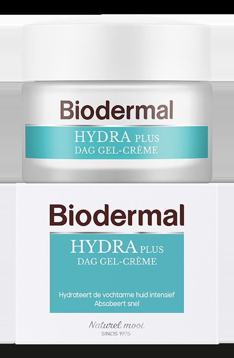 Biodermal Hydra Plus Dag Gel-Creme