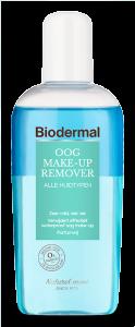 Biodermal Oog Make-Up Remover