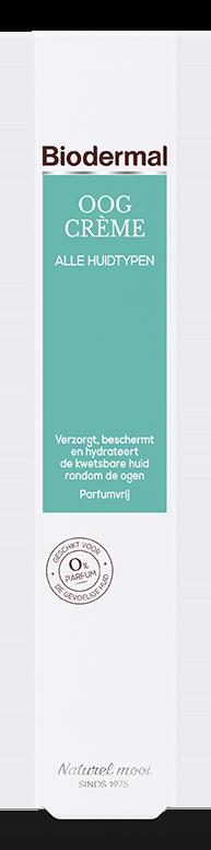 Biodermal Oogcreme
