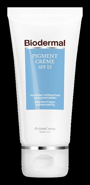 Biodermal Pigmentcreme SPF15
