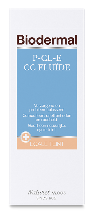 Biodermal P-CL-E CC Fluide