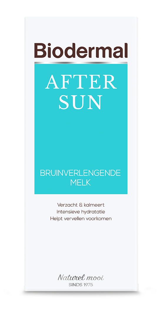 After Sun Bruinverlengende Melk BOX