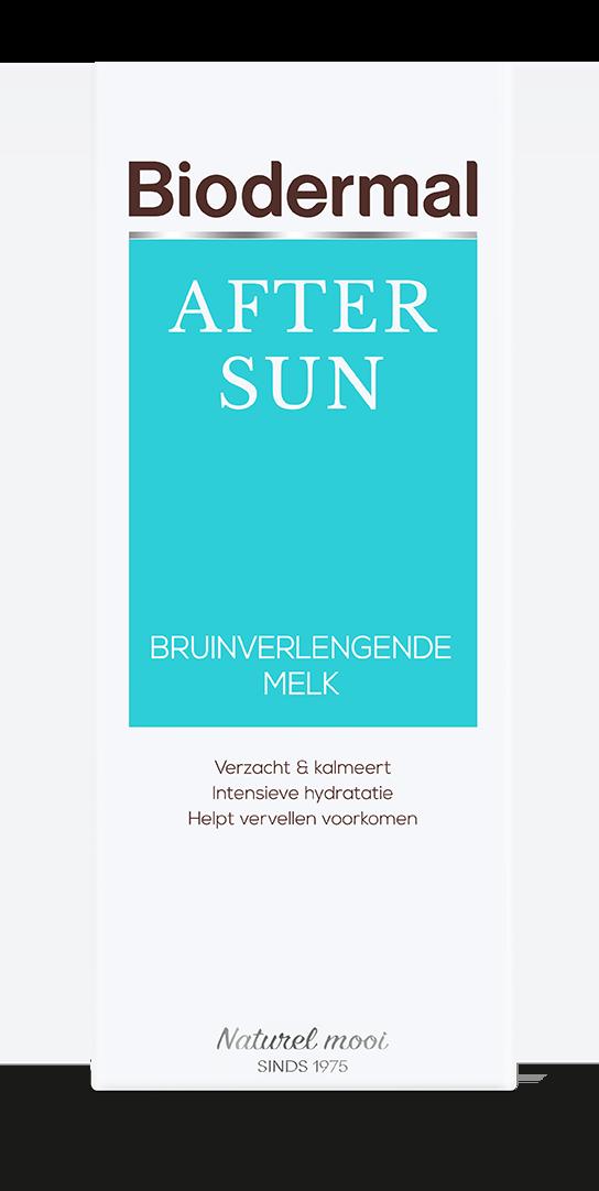 After Sun Bruinverlengende Melk BOX