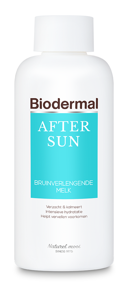 After Sun Bruinverlengende melk Fles