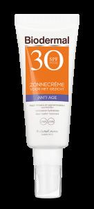 Anti Age zonnecrème gezicht SPF30 Tube