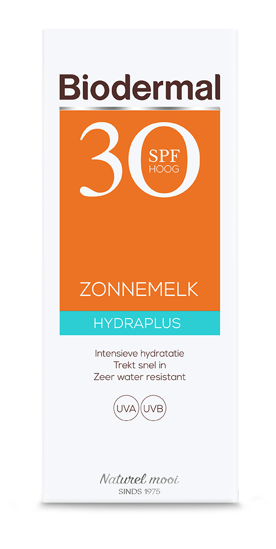 Hydra plus zonnemelk SPF30 box