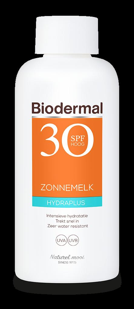 Hydra plus zonnemelk SPF30 fles