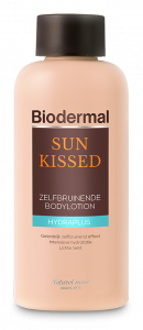 Sun Kissed bodylotion 200ml fles