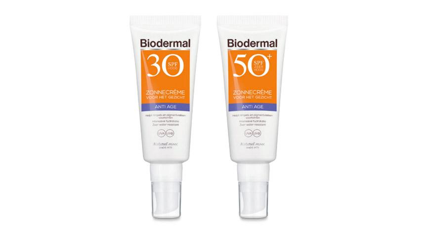 ouder huid zonbescherming