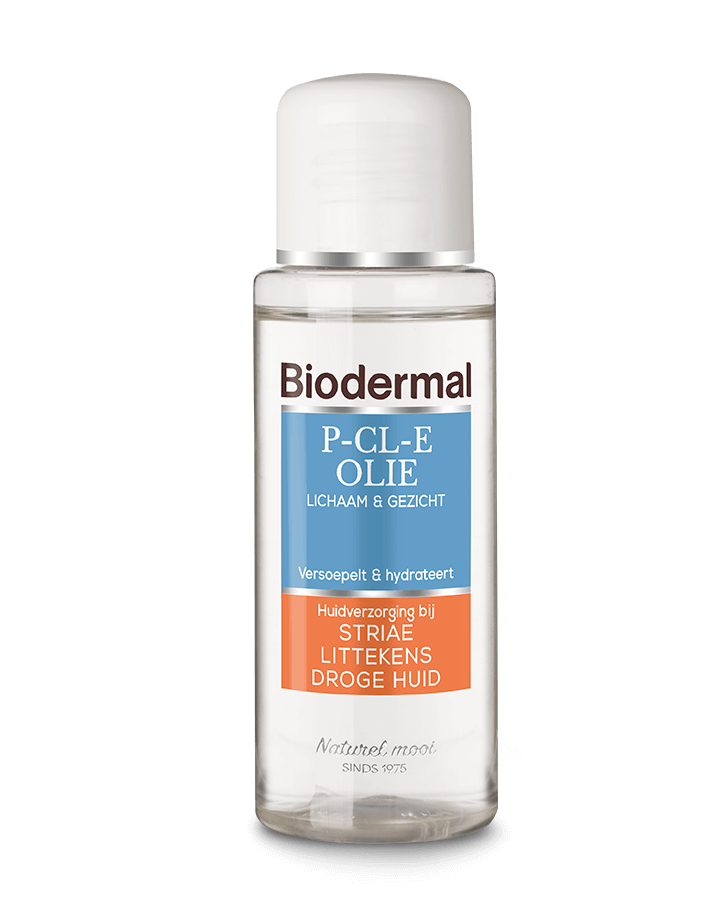Biodermal product p-cl-e olie 3