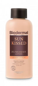 Sun Kissed bodylotion lichaam en gezicht