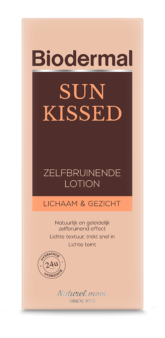 Sun Kissed bodylotion