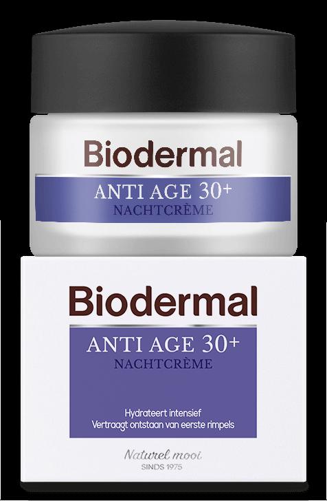 Anti Age 30+ Nachtcrème