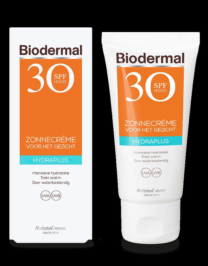 Biodermal Hydraplus Creme SPF 30
