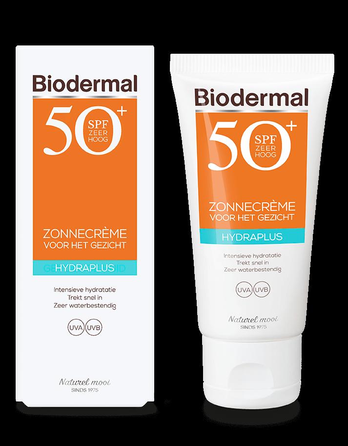Biodermal Hydraplus Creme SPF 50