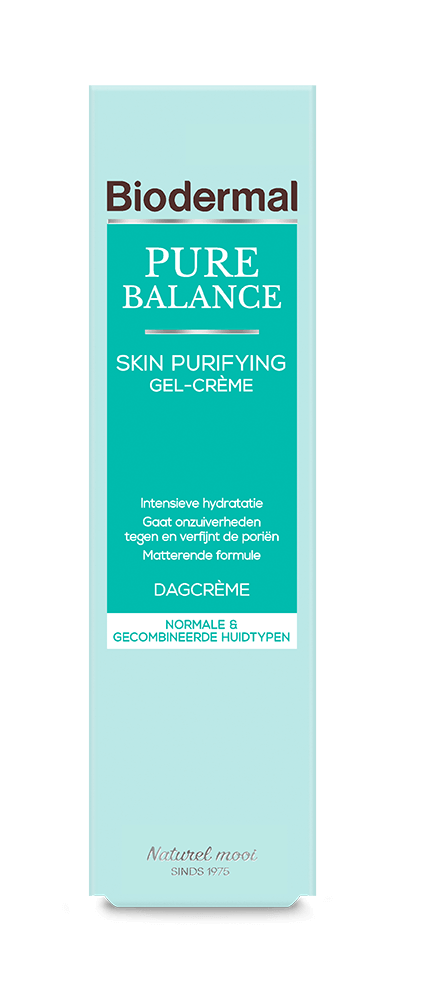 Pure Balance day cream doosje