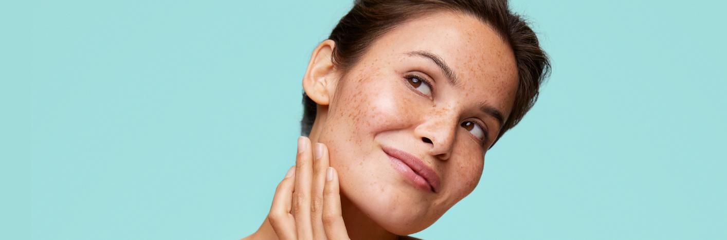 Exfoliërend enzym: verbetert de huidteint en huidtextuur