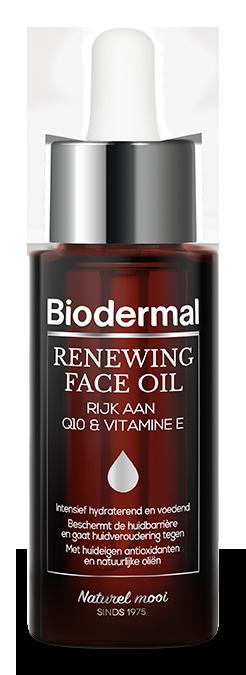 Biodermal Renewing Face Olie
