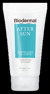 After sun verkoelende gel-crème tube