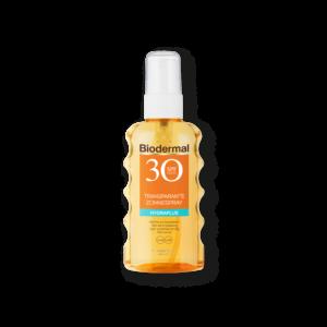 Hydraplus Transparante zonnespray SPF 30