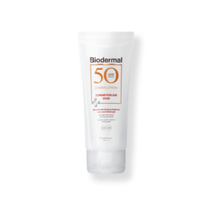 Zonnelotion Zongevoelige Huid SPF 50